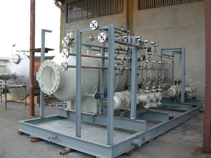 Robat Makhzan Chemical Injection Packages
